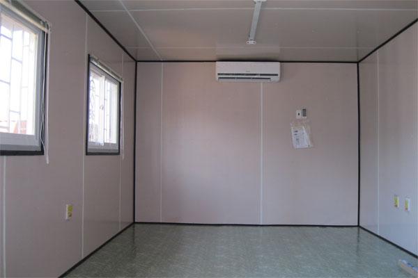 Nội thất cont văn phòng 20 feet